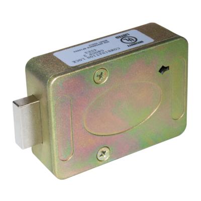 kcolefas u.l. listed 3-wheel deadbolt mechanical safe lock 30180