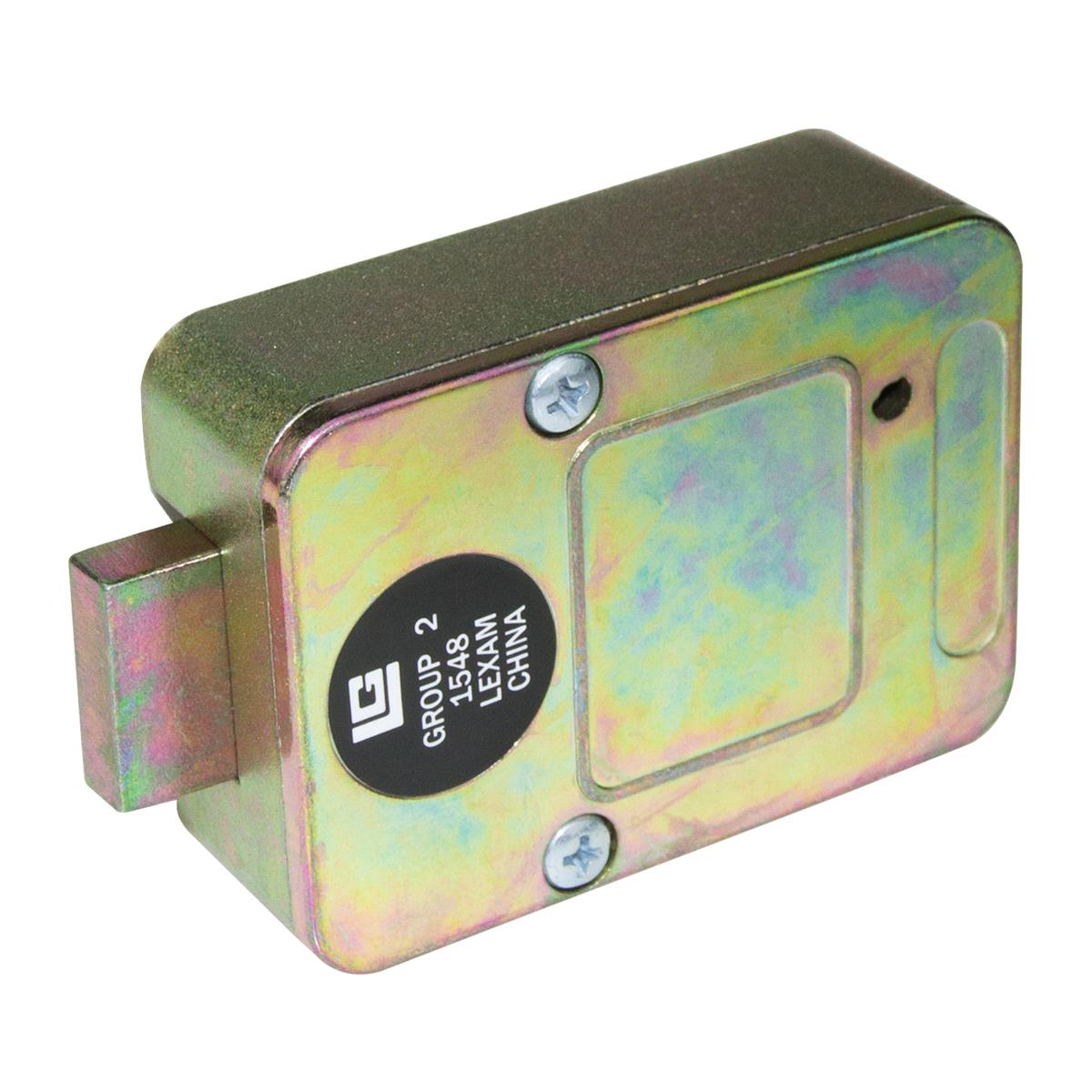 kcolefas u.l. listed 3-wheel deadbolt mechanical safe lock 30181