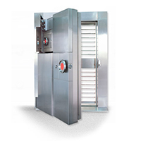 kcolefas offers high security ECS-S UL certificated safes, vault doors and safe deposit boxes