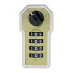 kcolefas mechanical combination cabinet lock 30510
