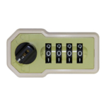 kcolefas mechanical combination cabinet lock 30510, left handed