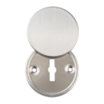 kcolefas escutcheon, key hole cover 30910-9, vertical