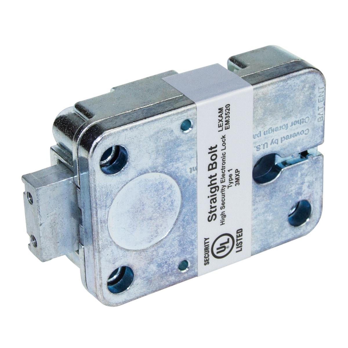 kcolefas u.l. listed dead bolt electronic safe lock 30292
