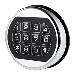 kcolefas u.l. electronic safe lock entry 30205