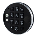 kcolefas u.l. electronic safe lock entry 30206