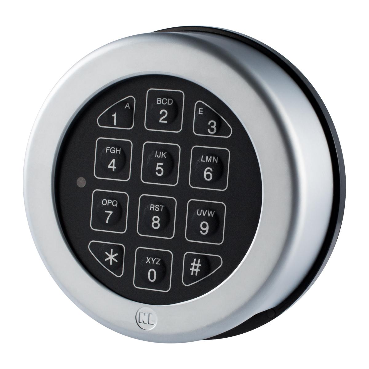 kcolefas u.l. electronic safe lock entry 30207