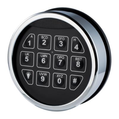 kcolefas u.l. electronic safe lock entry 30208