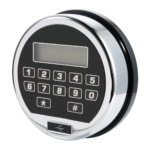 kcolefas electronic safe lock entry 30230