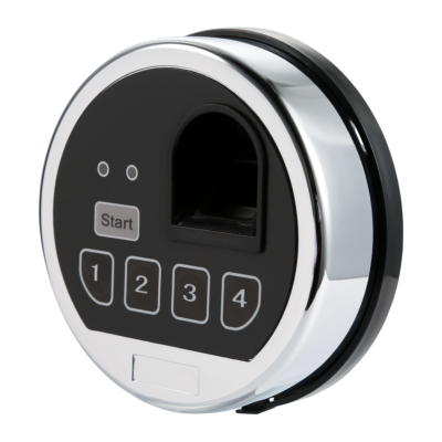kcolefas electronic safe lock entry 30270 with fingerprint input