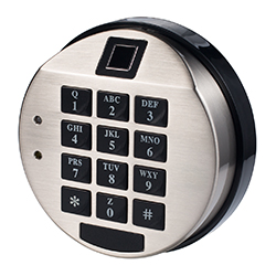 kcolefas electronic safe lock entry 30272 with fingerprint input