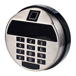 kcolefas electronic safe lock entry 30273 with display and fingerprint input
