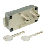 kcolefas u.l. listed safe deposit lock 30421 with key