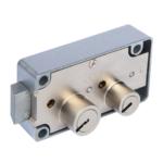 kcolefas u.l. listed right hand safe deposit lock 30432