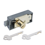 kcolefas single nose right hand safe deposit lock 30440 with key