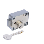 kcolefas single nose right hand safe deposit lock 30441 with key