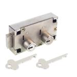 kcolefas safe deposit lock 30431 with key